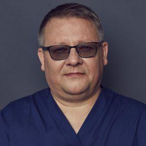 Dr n. med. Przemysław Szczyrek